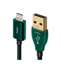 USB кабель AudioQuest USB FOREST Lightning 0.75 м