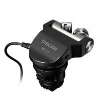 X-Y стерео микрофон для DSLR камер Tascam TM-2X
