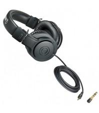Накладные наушники Audio-Technica ATH-M20X