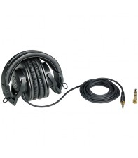 Накладные наушники Audio-Technica ATH-M30X