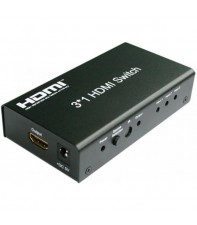 HDMI коммутатор Logan HDMI Sw-3-1 Black