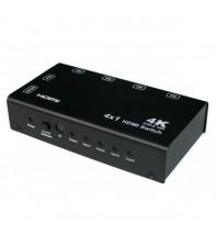 Свитч Logan HDMI Sw-4-1