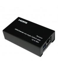 Удлинитель Logan HDMI Ext-02IR