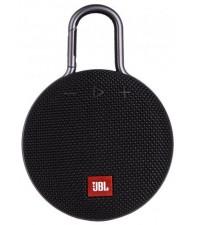 Портативный динамик с Bluetooth JBL Multimedia Clip 3 Midnight Black