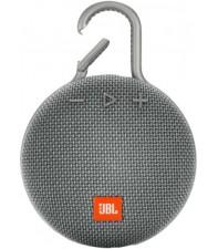 Портативный динамик с Bluetooth JBL Multimedia Clip 3 Stone Gray
