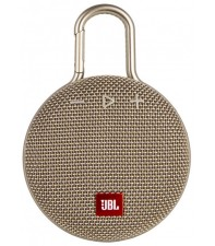 Портативный динамик с Bluetooth JBL Multimedia Clip 3 Desert Sand