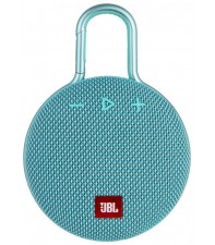 Портативный динамик с Bluetooth JBL Multimedia Clip 3 River Teal