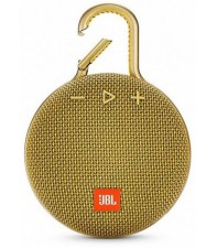 Портативный динамик с Bluetooth JBL Multimedia Clip 3 Mustard Yellow