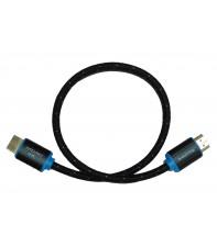 Кабель HDMI v2.0 Maximm 4K 0.45 м (HQM010)