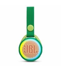 Портативная акустика для детей JBL Multimedia JR Pop Froggy Green