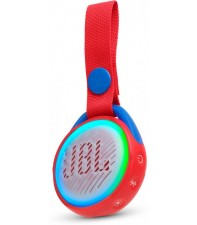 Портативная акустика для детей JBL Multimedia JR Pop Apple Red