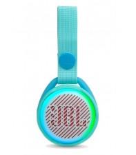Портативная акустика для детей JBL Multimedia JR Pop Aqua Teal
