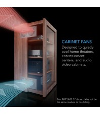 Система охлаждения AC Infinity AIRPLATE S5 Black