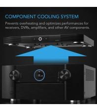 Система охлаждения AC Infinity AIRCOM S10 Black