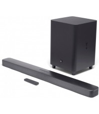 Саундбар JBL Multimedia Bar 5.1 Surround Black