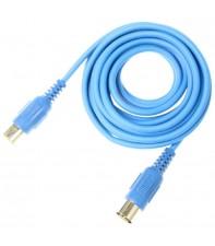 MIDI кабель Reloop MIDI cable 3.0 m Blue