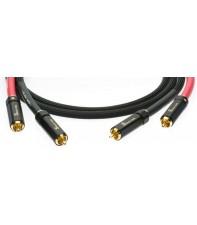 Межблочный кабель Silent Wire NF 7 Cinch RCA 0,6 м