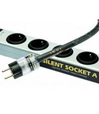 Сетевой фильтр Silent Wire Silent Socket 12 mk2 - 6 sockets