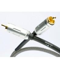 Цифровой коаксиальный кабель Silent Wire Digital 8 RCA Coaxial 0,8 м