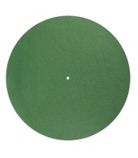 Слипмат Pro-Ject Felt-Mat 280mm Neon-Green Debut III