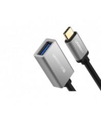 Межкомпонентный кабель Ugreen US203 USB Type C to USB OTG Cable USB 3.0
