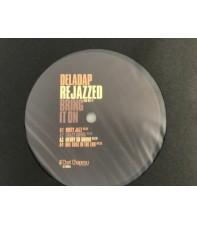 Виниловый диск LP Dela Dap : Re-Jazzed (Limited Deluxe Edition)