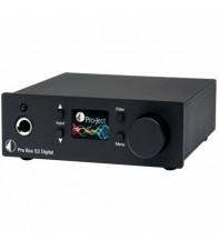 Предварительный усилитель Pro-Ject Pre Box S2 Digital Black