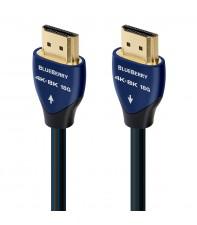 HDMI кабель Audioquest BlueBerry HDMI 4K-8K 18Gbps 0.6 м