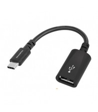 Адаптер AUDIOQUEST acc DRAGON TAIL USB-C for ANDROID