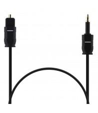 Оптический кабель Toslink - Mini Toslink AirBase AX-F02M-1 1м