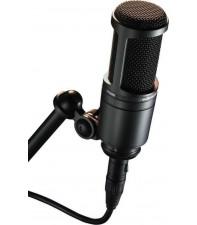 Студийный микрофон Audio-Technica AT2020