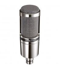 Студийный микрофон Audio-Technica AT2020V