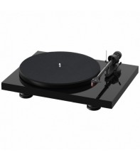 Виниловый проигрыватель Pro-Ject Debut Carbon EVO 2M-Red High Gloss Black