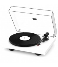 Pro-Ject Debut Carbon EVO 2M-Red Satin White