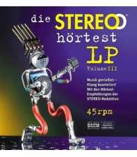 Виниловый диск LP Various: Die Stereo Hörtest LP,Vol. III (45rpm)