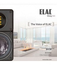 Виниловый диск LP The Voice Of ELAC (45rpm)