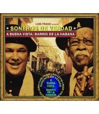 Виниловый диск LP Soneros De Verdad: A Buena Vista: