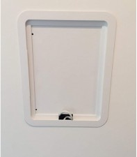 Монтажная рамка встраиваемая в стену для iPad Air1, Air2, PRO9.7, 5th, and 6th Generation