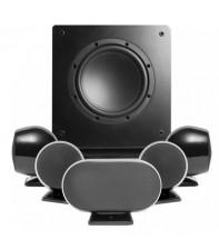 Комплект акустики TruAudio SAT3-5.1-SS-BK