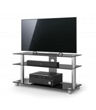 Стойка Spectral Just-Racks TV1053 Black glass