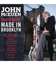 Виниловый диск LP McEuen,John: Made In Brooklyn