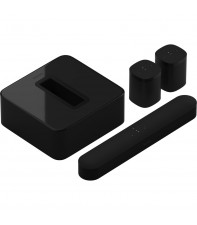 Домашний кинотеатр Sonos 5.1. Beam, Sub & One SL Black