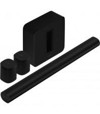 Домашний кинотеатр Sonos 5.1. Arc, Sub & One SL Black