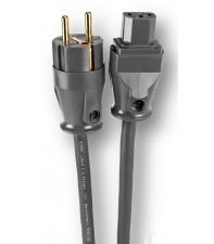 Сетевой шнур Supra LORAD 2.5 SPC CS-EU 2M