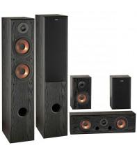 Комплект акустики Eltax Exposure Surround Black 5.0 Pack