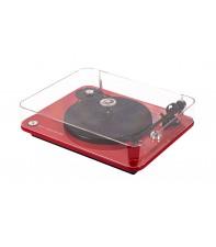 Виниловый проигрыватель Elipson Turntable Chroma 400 RIAA BT Red