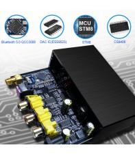 Bluetooth аудио-ресивер FX-Audio BL-MUSE-01 Black