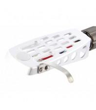 Площадка для крепления головки к тонарму: Tonar SME-Type Lightweight Headshell Silver