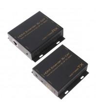 Передатчик (TX+RX) HDMI сигнала по одной витой паре до 150M (TCP/IP) AirBase K-EX150IPIR