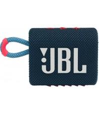 Портативная акустика JBL GO 3 Blue Coral
